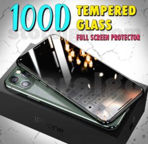 100D Tempered Glass Full Screen Protector - zzsales