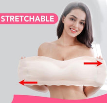 Load image into Gallery viewer, Supportive Ice Silk Tube Bra - zzsales