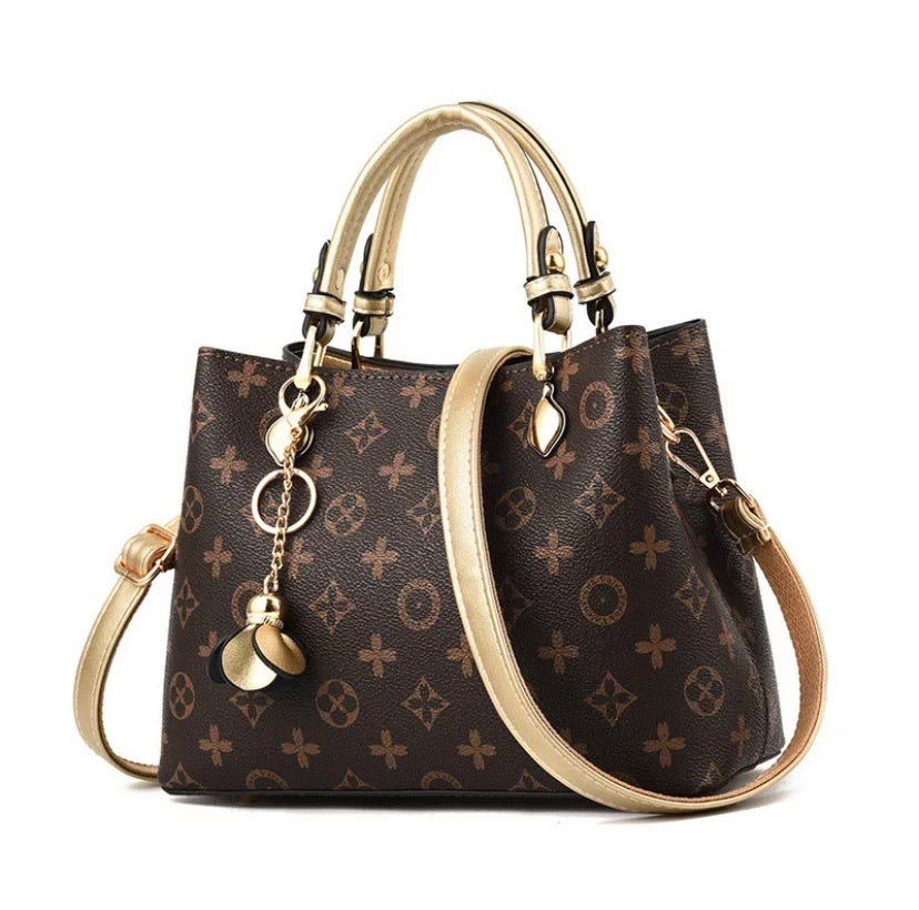 LV Printed Luxury Handbag - ZZSales