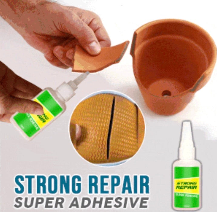 Strong Repair Super Adhesive - ZZSales