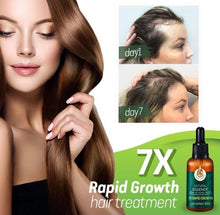 Load image into Gallery viewer, 7X Rapid Growth Hair Treatment