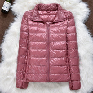 Ultralight Thin Down Jacket - zzsales