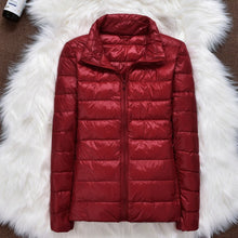 Load image into Gallery viewer, Ultralight Thin Down Jacket - zzsales
