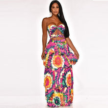 Load image into Gallery viewer, Spring Ready Off Shoulder Maxi