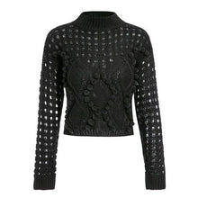 Load image into Gallery viewer, Stylish Knitted Pull Over Sweater