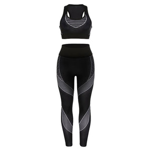 Print Fitness Tracksuit