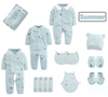 Cute Baby Clothing Set (0-4M)