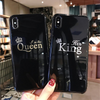 Couples Royalty Phone Case