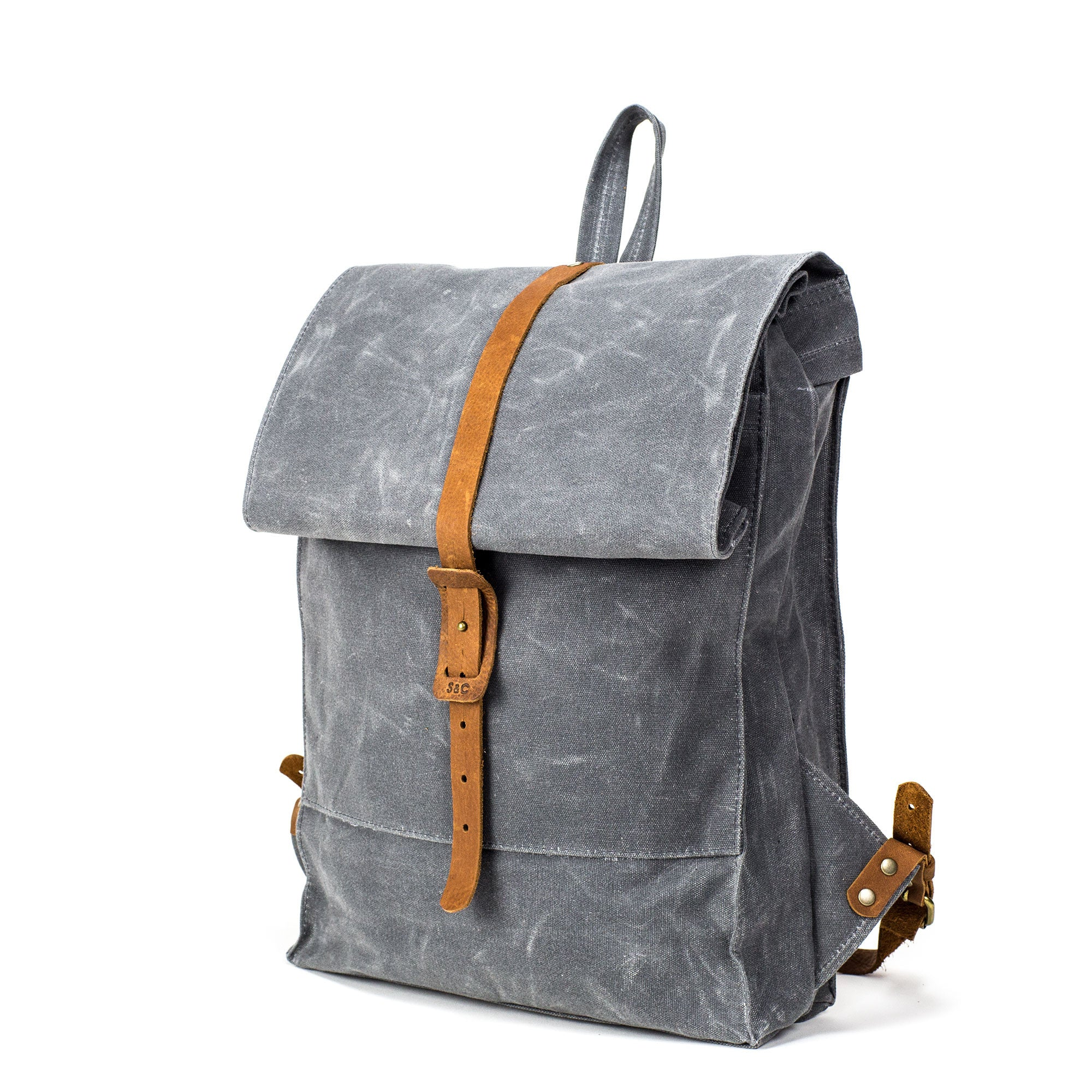 a2da37aa2c33 The Rolltop Backpack