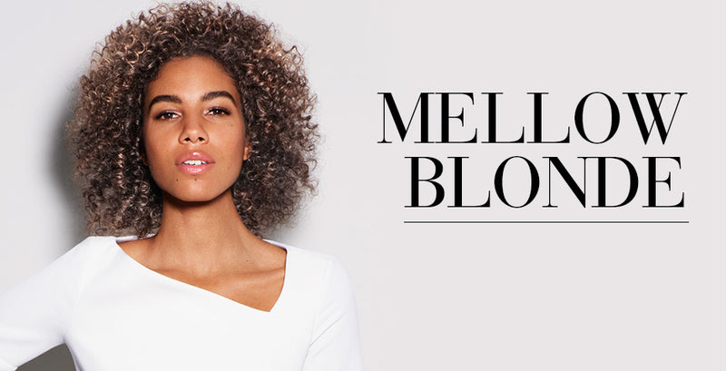 Achieve Mellow Blonde with Fine Weaving