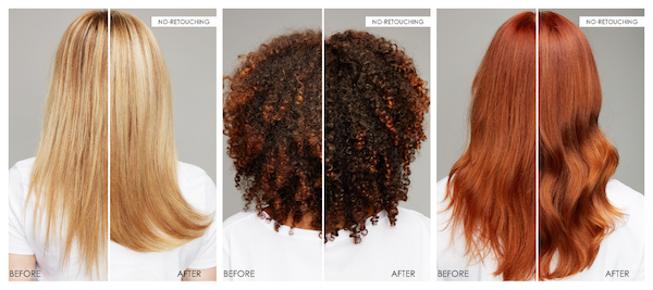 Olaplex Pro 4-in-1 Before & After Results