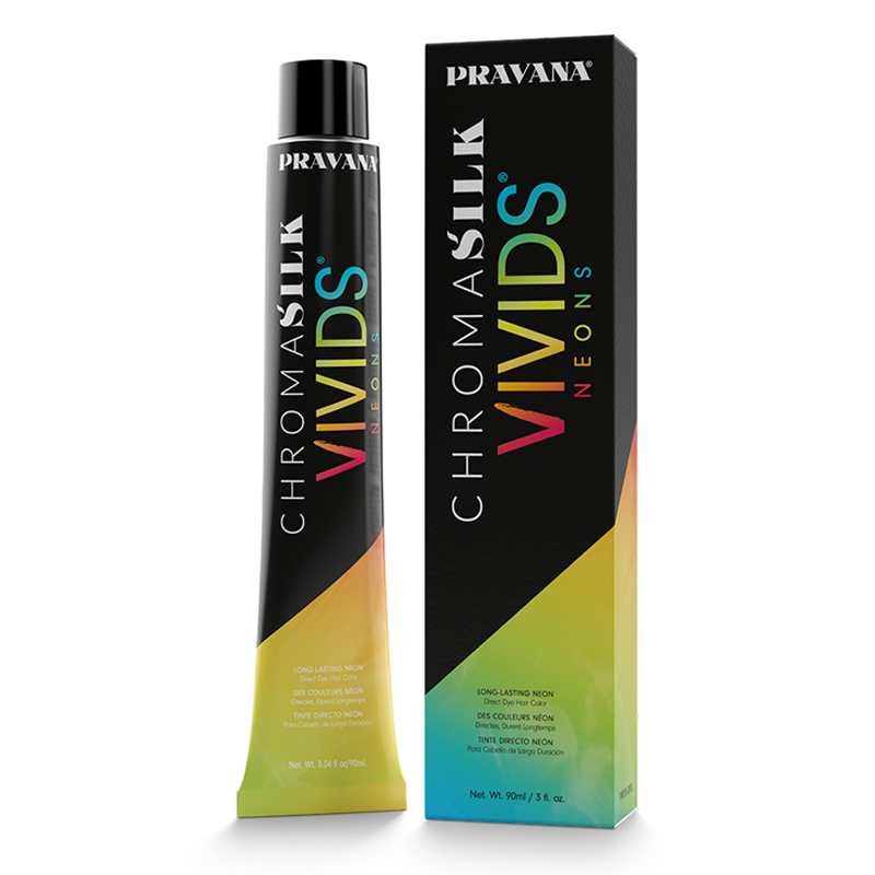 ChromaSilk VIVIDS Neon Semi-Permanent Color