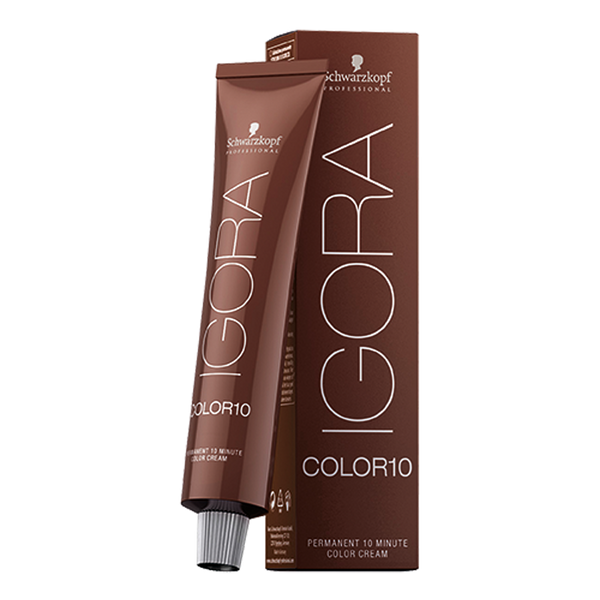 IGORA COLOR10 Permanent Color Crème