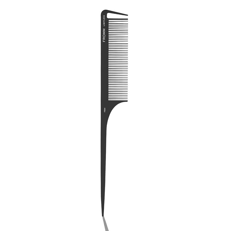 Limitless Carbon Rat Tail Comb