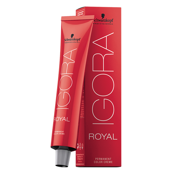 IGORA ROYAL Permanent Color Creme