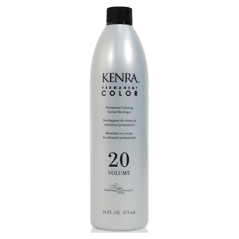 Permanent Coloring Crème Developer - 20 Volume