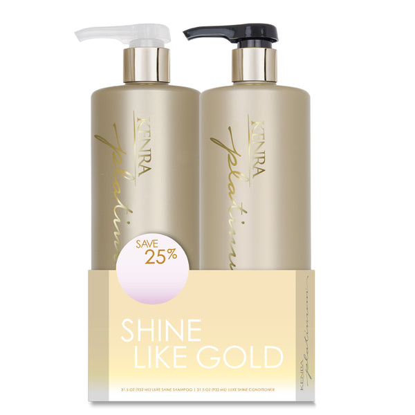 Kenra Platinum Luxe Shine Duo