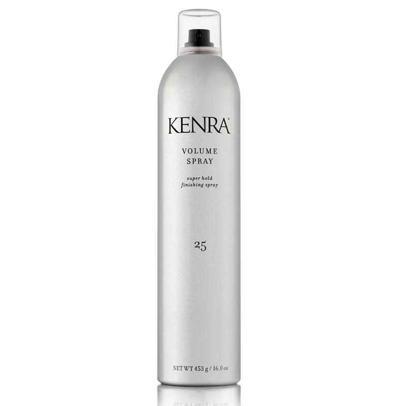 Volume Spray Hair Spray 25, 55% VOC