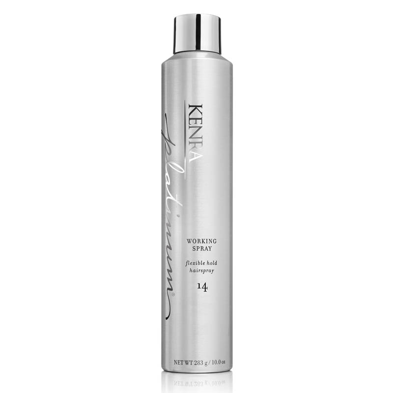 Kenra Platinum Working Hair Spray 14, 55% VOC