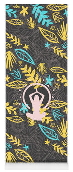 Load image into Gallery viewer, Peaceful Fall- Yoga Mat eco-friendly PVC - 8 Petals Apparel