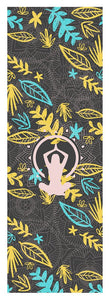 Peaceful Fall- Yoga Mat eco-friendly PVC - 8 Petals Apparel