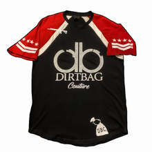 Load image into Gallery viewer, DIRTBAGCOUTURE x Raglan T Shirt