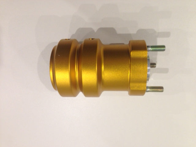 Oke GOLD 115mm Rear Hub for 50mm Go Kart Rear Axle - Rotax/x30/TKM