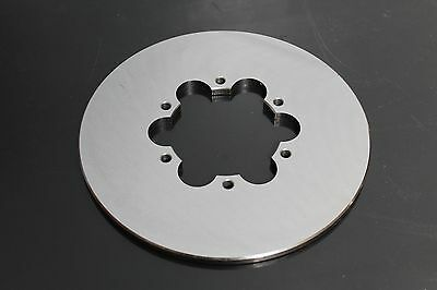 Oke Go Kart Steel Brake Disc 200 dia x 4mm thick x 76mm ID