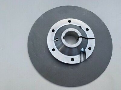 Oke 200 dia x 3mm Thick x 76mm Go Kart Steel Brake Disc & 30mm Heavy Duty Carrier
