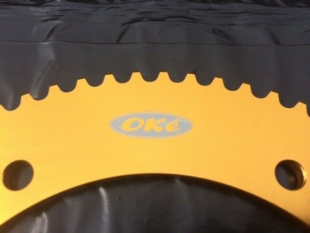 Oke GOLD 71 Tooth Quality Kart Sprocket Gear