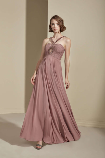 Chiffon A-Line Bridesmaid Dress - Bridesmaid Dresses