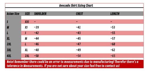 Avocado Match Shirt - Far East Hype