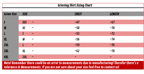 Image of Grieving Shirt Gray - Far East Hype