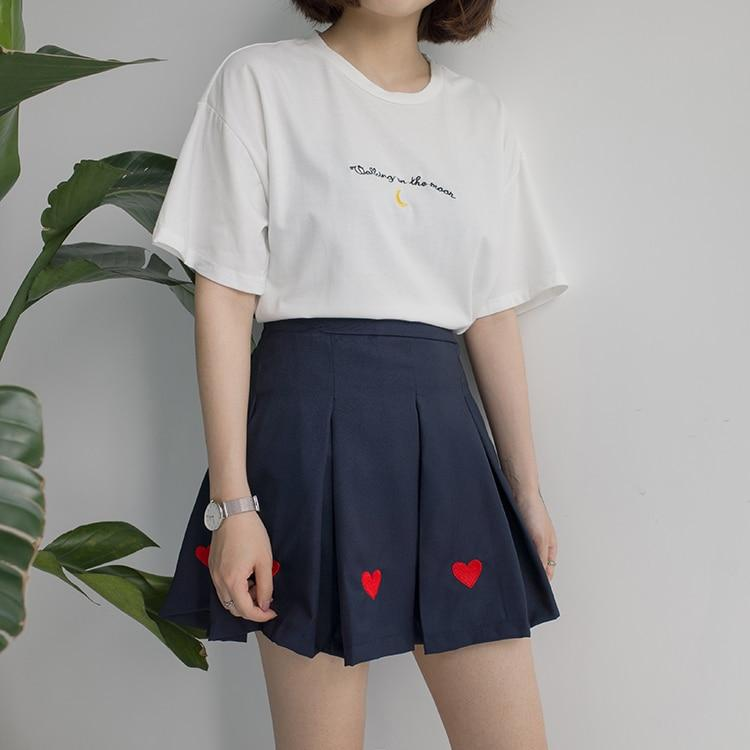 Cute Moon Shirt W