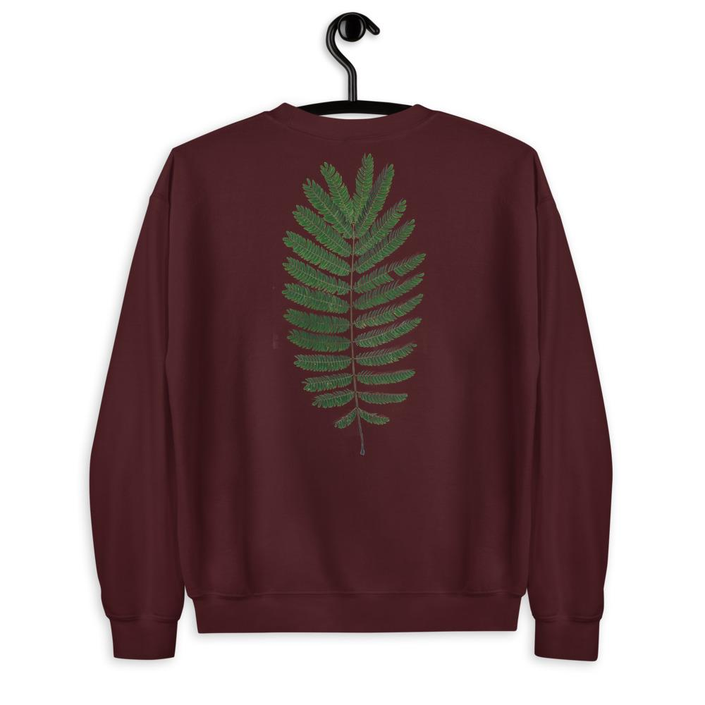 EH! Back to Nature Nr.4 Sweater - Far East Hype