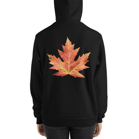 EH! Autumn Acorn Hoodie 'Back to Nature' Unisex