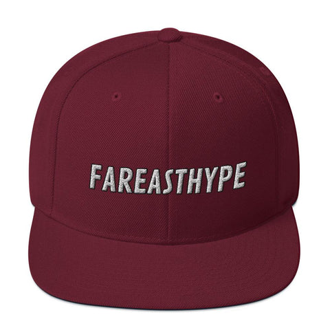 Image of EH! Bold Script Snapback - Far East Hype