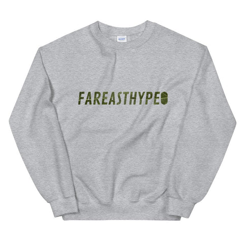 EH! Back to Nature Nr.3 Sweater - Far East Hype