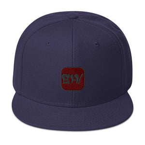 EH! Square Logo Snapback - Far East Hype