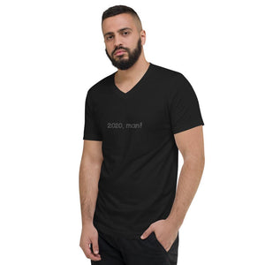 2020 - Unisex Short Sleeve V-Neck T-Shirt - Far East Hype