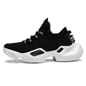 LaceUp Bold Rvnner BW Shoes - Far East Hype