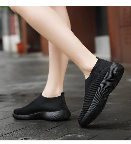 FlyLow Vulcan Black Shoes - Far East Hype