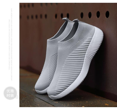 FlyLow Vulcan Gray Shoes - Far East Hype
