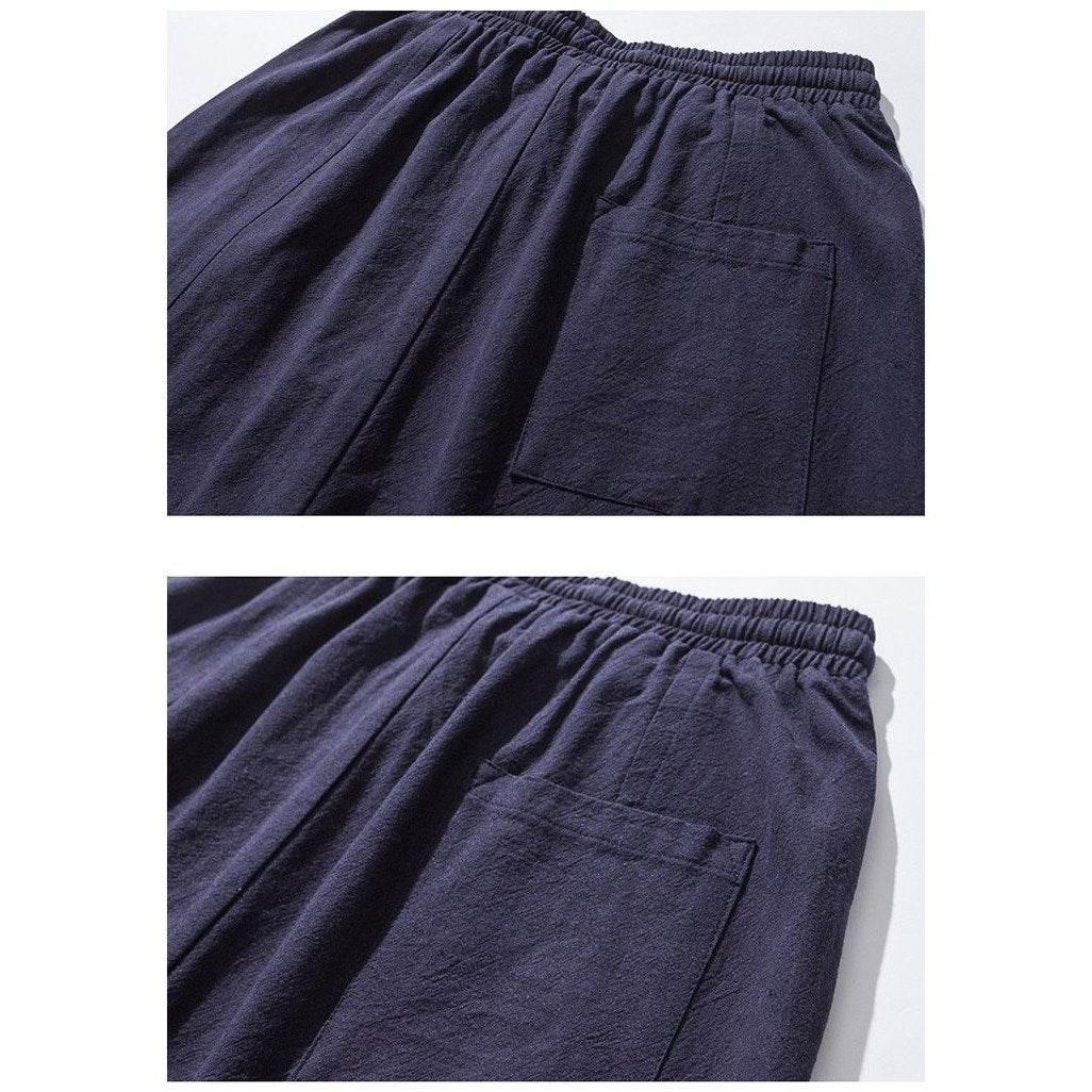 Bloomers Pants - Far East Hype