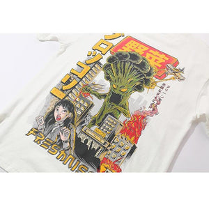 Freshniss Shirt - Far East Hype