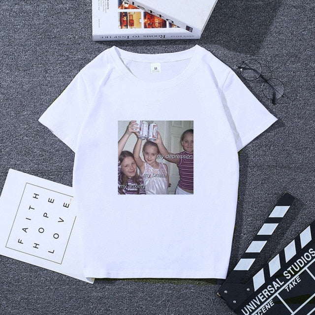 Vogue Memeism Shirt - Far East Hype