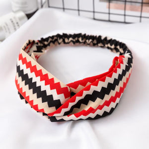 Summer Breeze Headband Mediterranean RB - Far East Hype