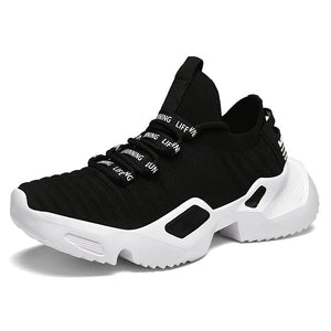 LaceUp Bold Rvnner BW Shoes