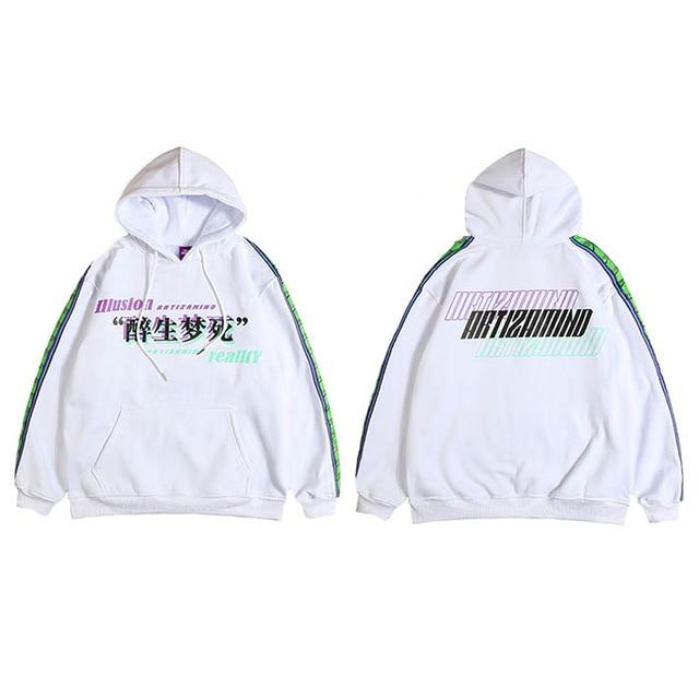 Illusionista Hoodie - Far East Hype