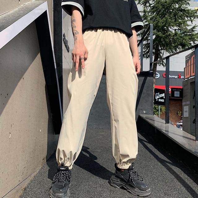 BigPockets B PlainDrop Pants